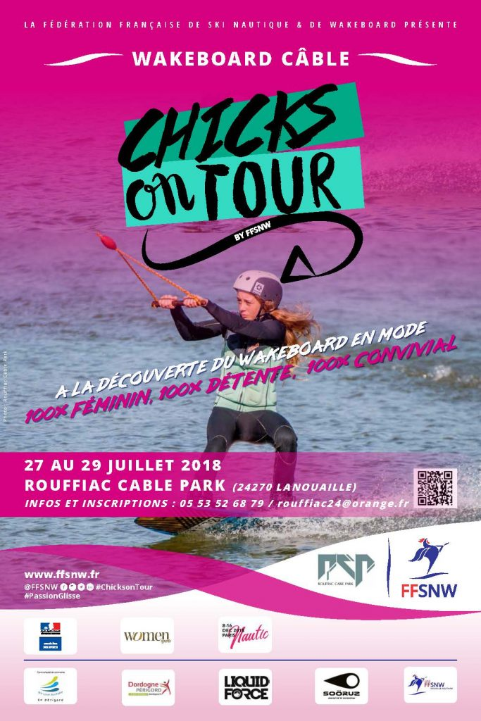 Affiche_Chicks_on_Tour_Etape_3